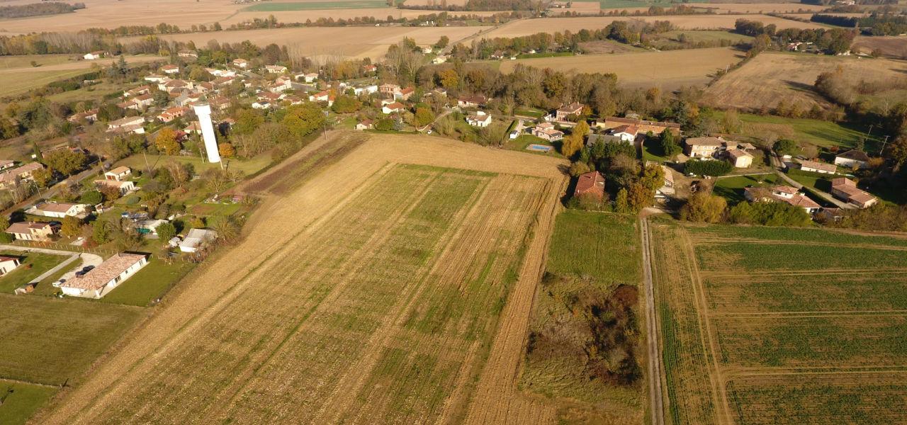 Terrain à vendre à Villemur-sur-Tarn - Le hameau des termes