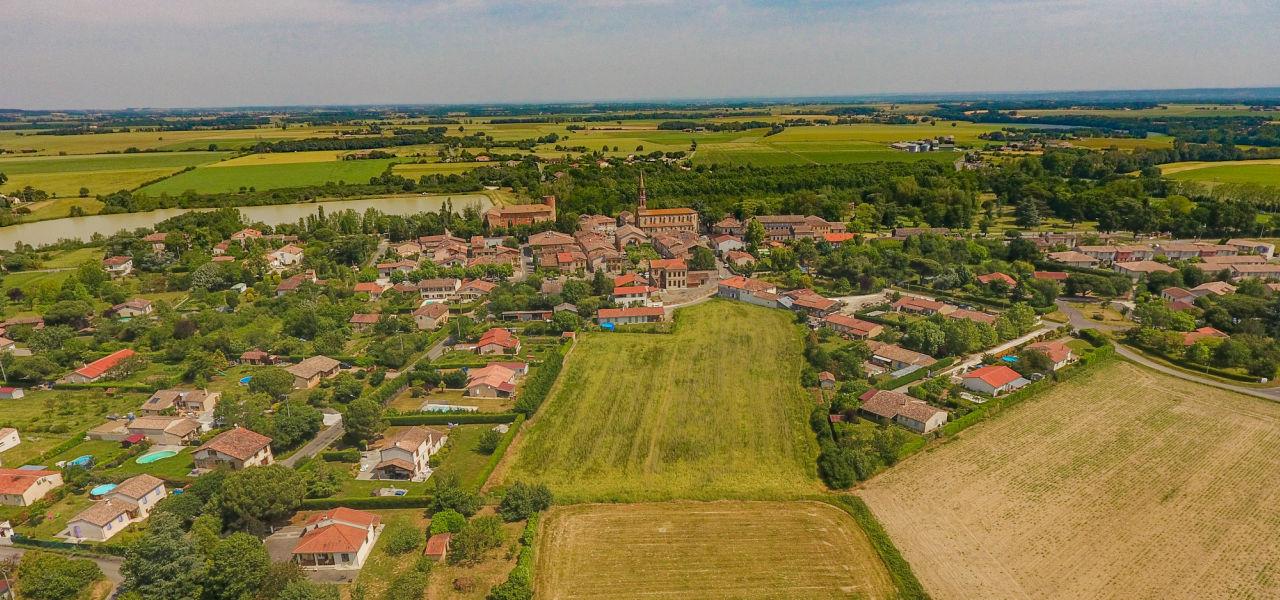 Terrain à vendre à Launac - Les Jardins du Château