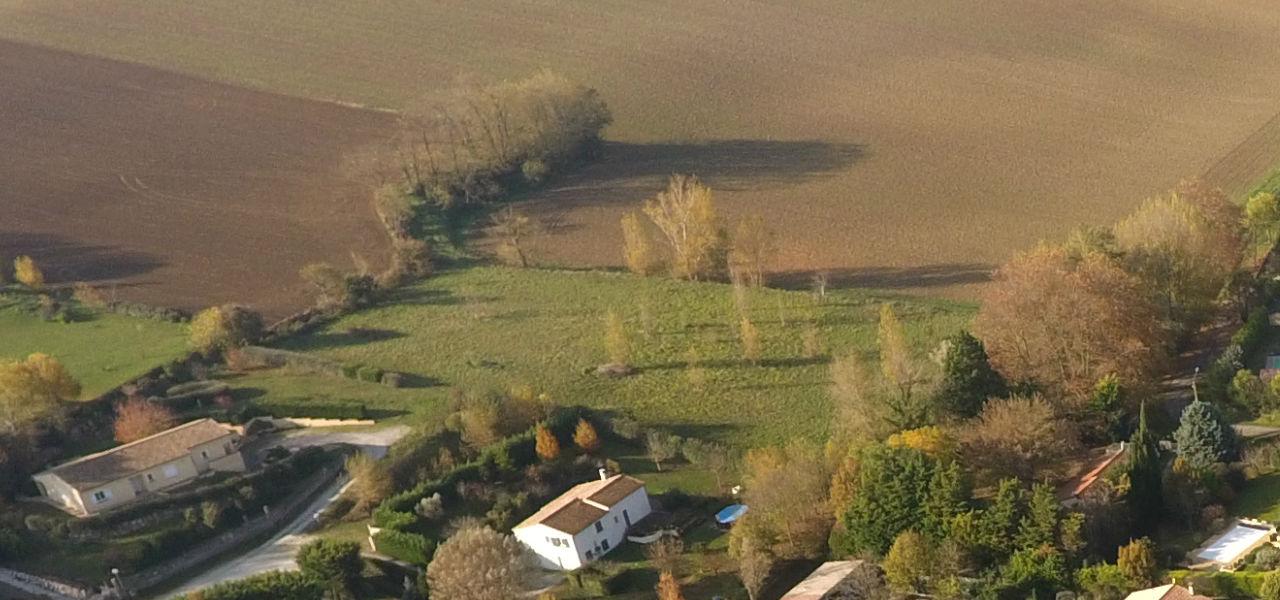 Terrain à vendre à Renneville - La Fleurée